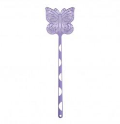 Fliegenklatsche lila