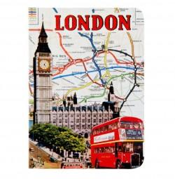 Notizbuch London